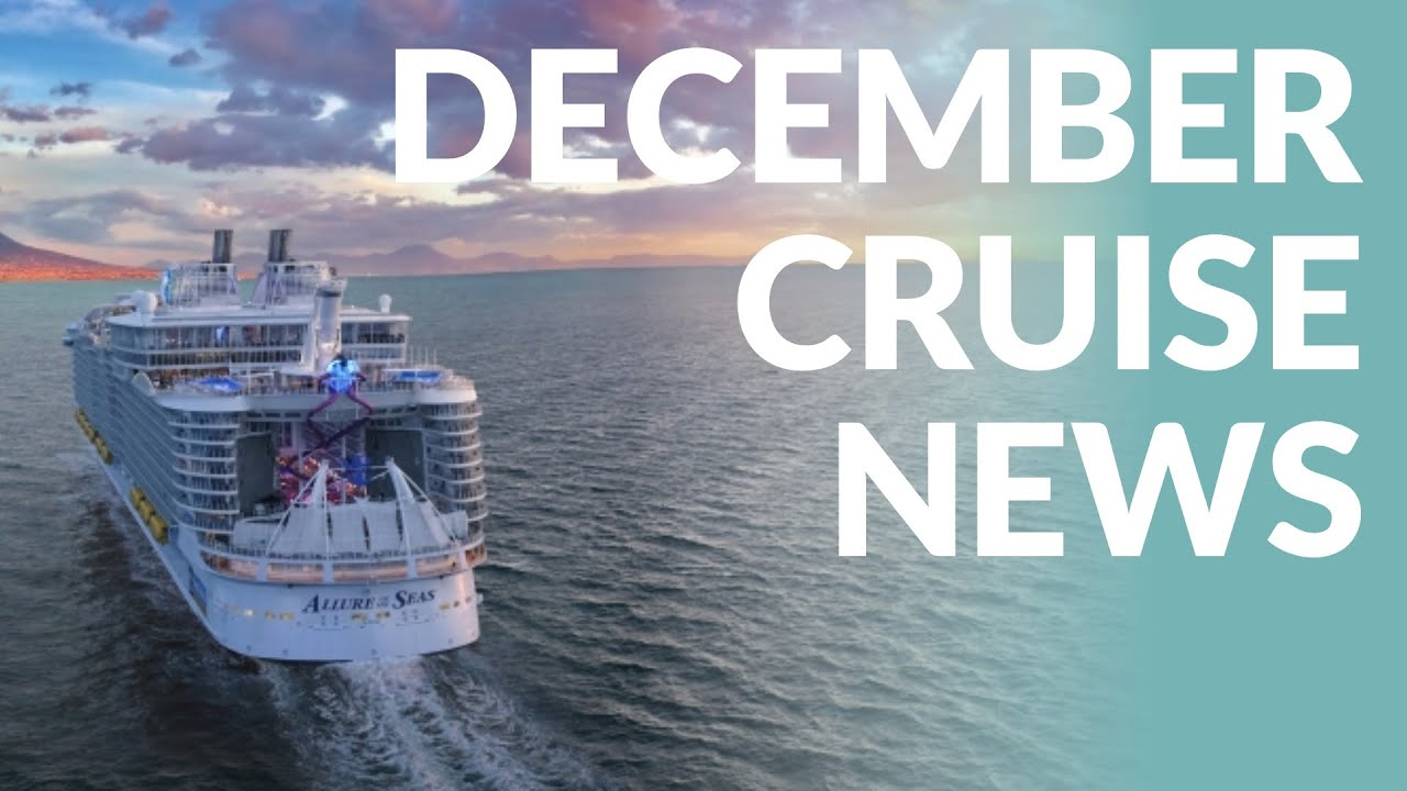 CRUISE NEWS: Carnival Glory Crash; Virgin Voyages' New ...