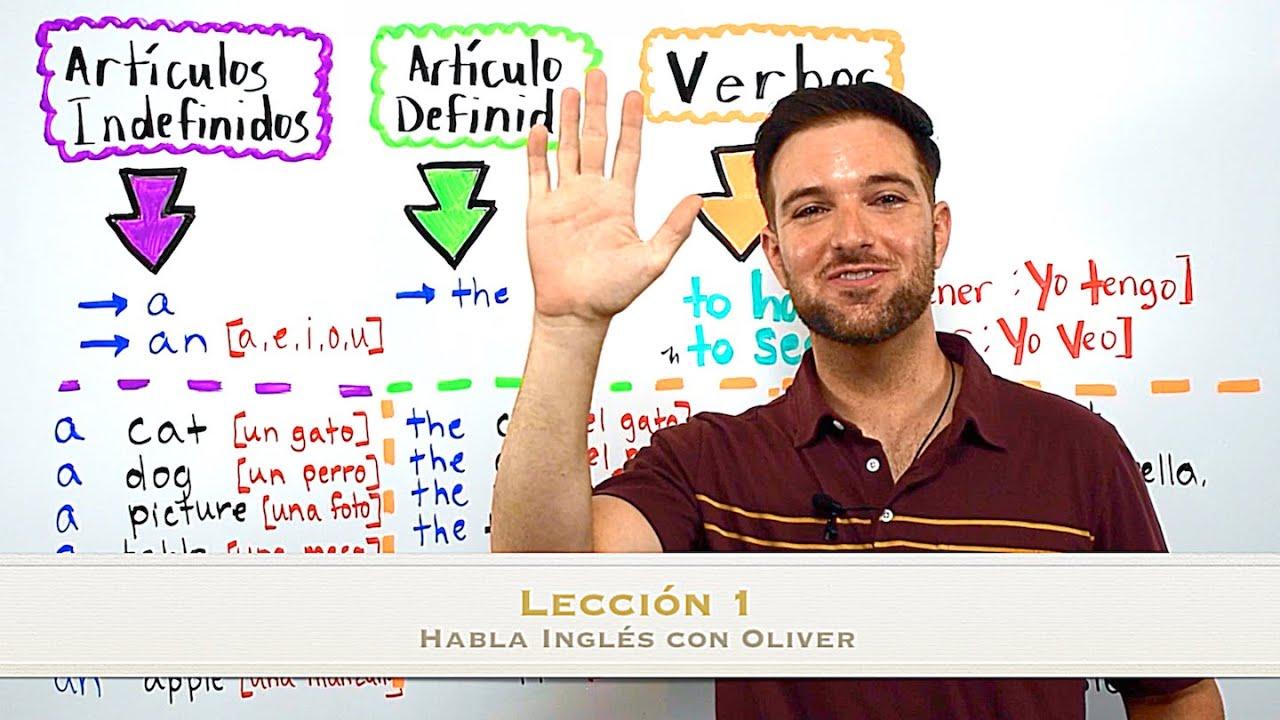 Download Artículos Definidos e Indefinidos en Inglés