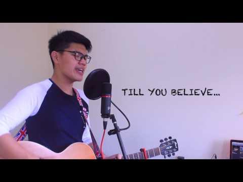 James Adam - That Should Be Me (Justin Bieber cove + lyric)