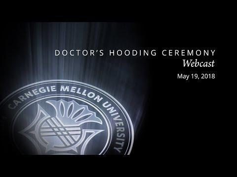Doctor's Hooding Ceremony