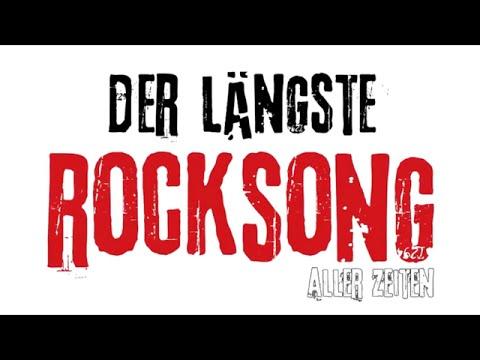 Der längste Rocksong aller Zeiten 2016
