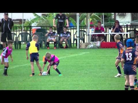 Toongabbie Tigers vs Rouse Hill (1st Game)
