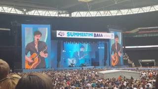 Shawn Mendes - There Nothing Holding Me Back (Live Capital Summertime Ball 2017)