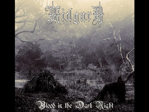 Midgard (Spain) ''BLOOD IN THE DARK NIGHT'' Full EP 2015