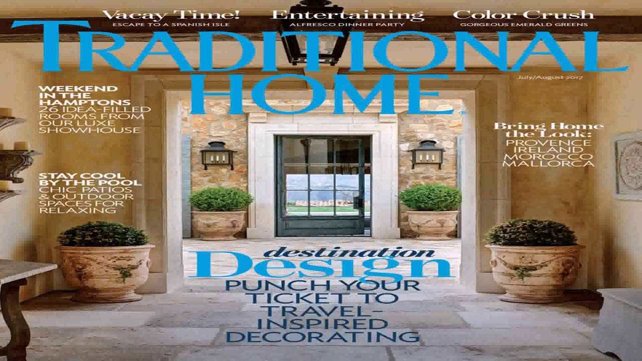 Home Design Magazine Ireland Youtube