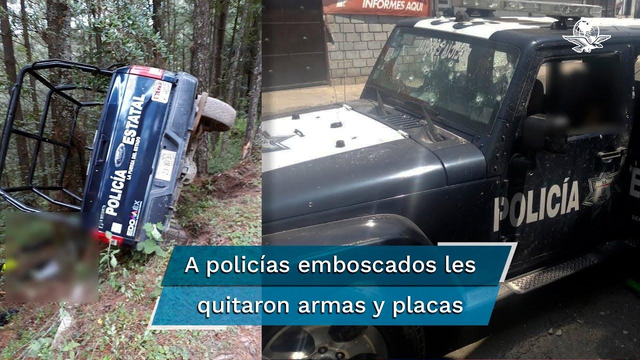 Download Mueren en emboscada 13 policías en Coatepec
