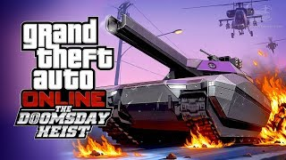GTA Online: The Doomsday Heist - All DLC Content