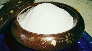 boora or tagar recipe for sweets | basics of sweet | sugar powder/tagar/boora instant recipe