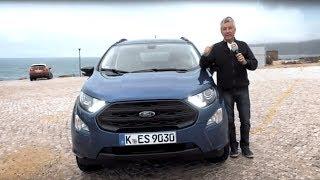 Der neue Ford Ecosport: Ökologischer SUV mit Dieselmotor? - Die Deutsche Wirtschaft