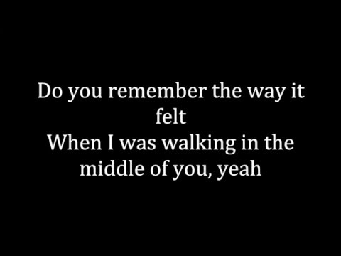St. Lucia- Do You Remember Lyrics