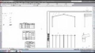 Урок №10. Оформление чертежей сбор. единиц в Autocad. Курс №1. Созд. черт. КМД на базе SW и Autocad.