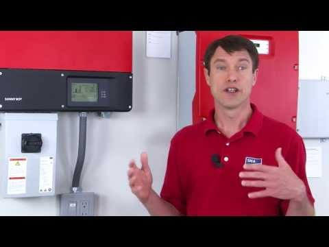 Tech Tip: Installation Tips for the Sunny Boy TL-US Series