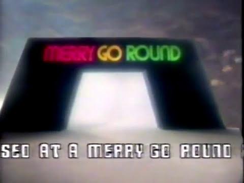 80's Ads: Merry Go Round Stores 1985