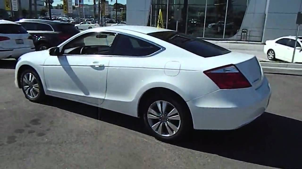 2009 Honda Accord Lx S Coupe 2d Los Angeles Ca 420449