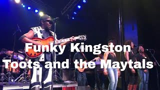 Funky Kingston - Toots and the Maytals 2016