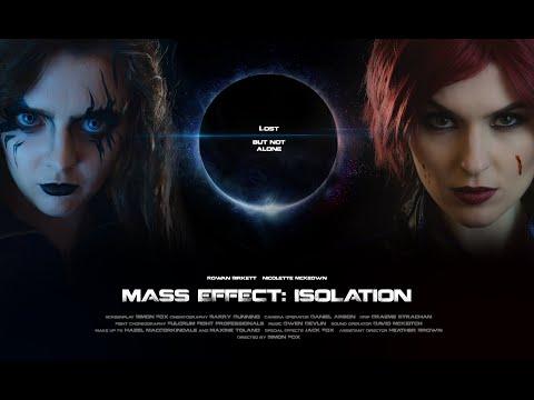 fan film, sci fi, EA, Cosplay, Isolation, action, Shepard, Bioware, ME, N7, shepard, n7 day, commander, reaper, n7, cosplayer, short film