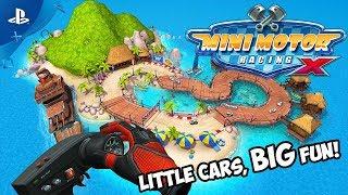 Mini Motor Racing X - Gameplay Trailer | PS4, PS VR