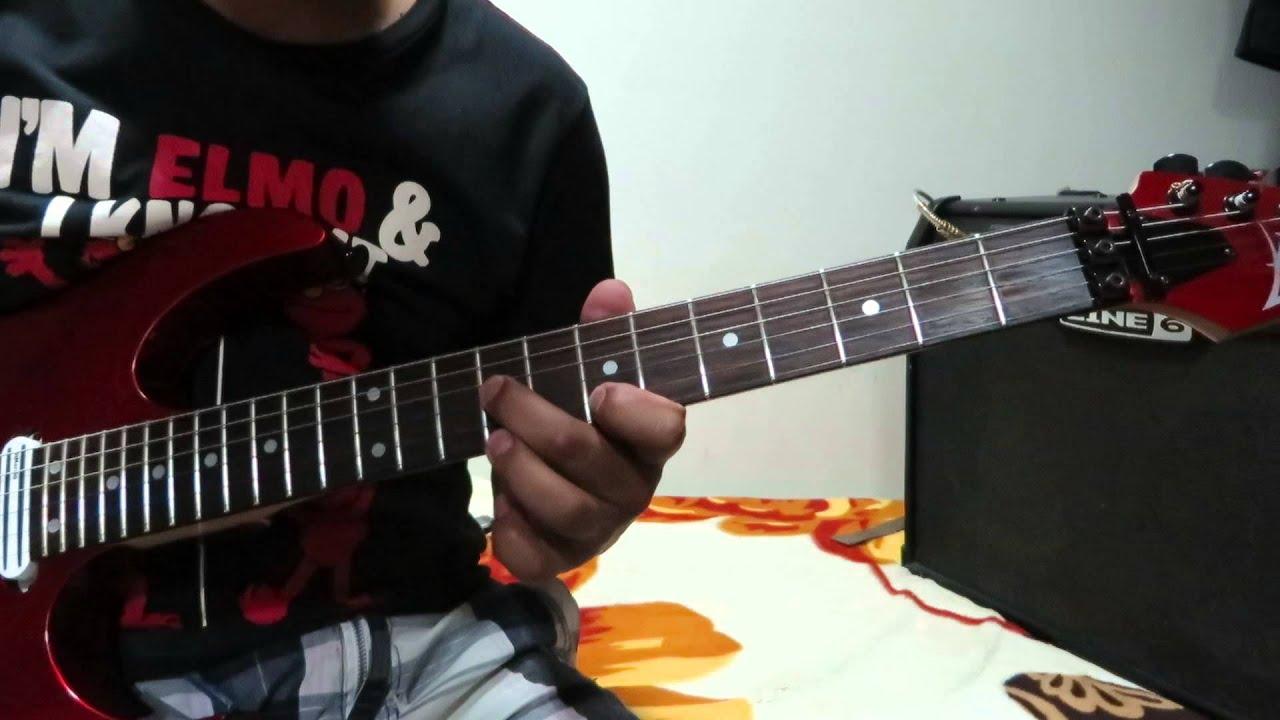Rockstar (Guitar Solo)