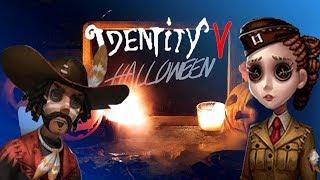 Identity V ( DBD na telefon ) z Yanginoku #13 - Halloween Event