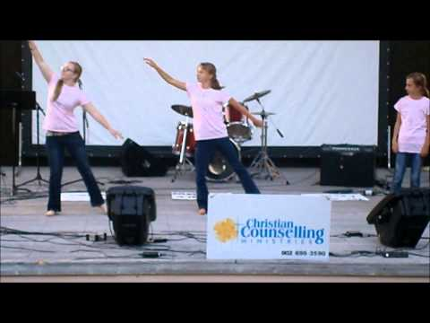 Follow Me There-Third Day Worship/Praise Dance