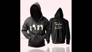 Taylor Swift 1989 hoodie