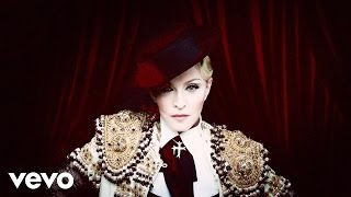 "Madonna - Living For Love(REBEL HEART album featuring ""Living For Love,"" ""Ghosttown,"" & ""Devil Pray"" out now. ""Rebel Heart could be Madge's best album since 1998's Ray of Light., 2015-02-06T18:00:03.000Z)"