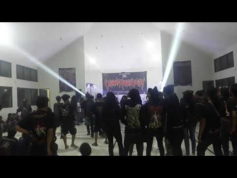 Disgusting Castigation Live At.Ciseeng Deathfest 17 March 2018