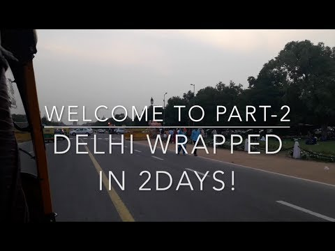 DELHI TRAVEL GUIDE IN 2DAYS{PART2} - HERITAGE TOUR