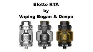 Blotto RTA by Vaping Bogan & Dovpo