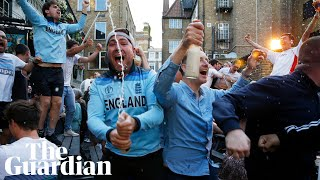Baixar Fans and players react to the momentous Cricket World Cup final
