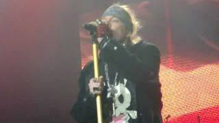Guns N' Roses - Civil War - The Joint at Hard Rock - Las Vegas 2011