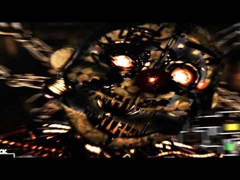 TWISTED ENNARD ATTACKS! || Five Nights at Freddys Ennards Facility (Part 1)