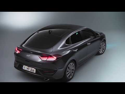 Hyundai i30 Fastback | Odhaleni