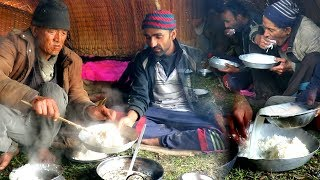Himalayan Food & Shepherd Lifestyle