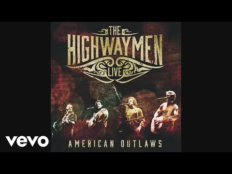 The Highwaymen - Are You Sure Hank Done It This Way (Live) [audio]