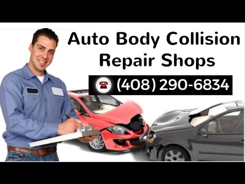 Auto Body Collision Repair Shops in Gilroy CA Call us Today ☏ (408) 290-6834