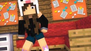 Minecraft: ENTRE AMIGOS #21 - MINHA SALA ESTÁ LINDA!