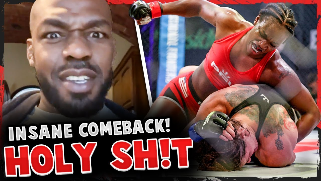 Reactions to the INSANE comeback TKO in Claressa Shields MMA DEBUT! Nate Diaz DEMANDS title shot!