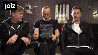 """Die Fantastischen Vier - Synchronisation """"Die Pinguine von Madagascar"""""""