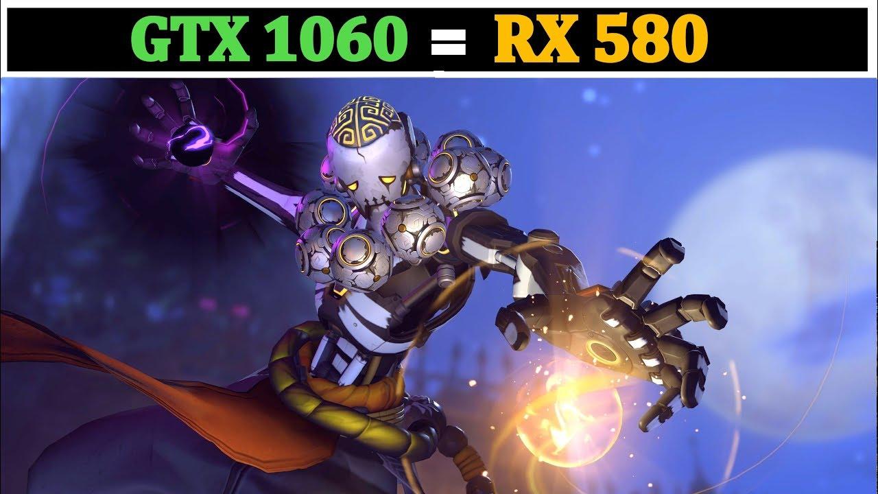(Latest Driver / Launch Driver) | RX 580 vs GTX 1060 |