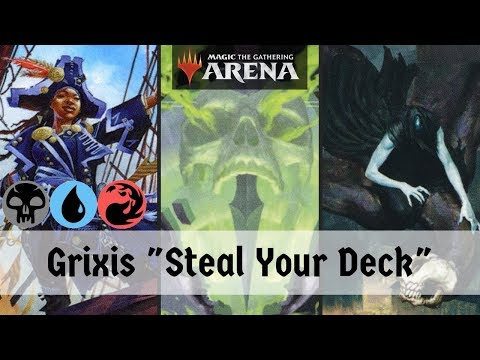 YOUR DECK IS MINE!! Grixis