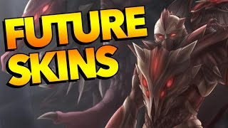 10 SKINS THAT COULD EXIST IN THE FUTURE in League of Legends