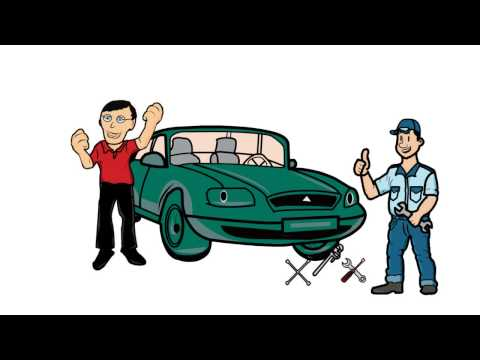 Auto Body Repair Shop Commercial Video Marketing