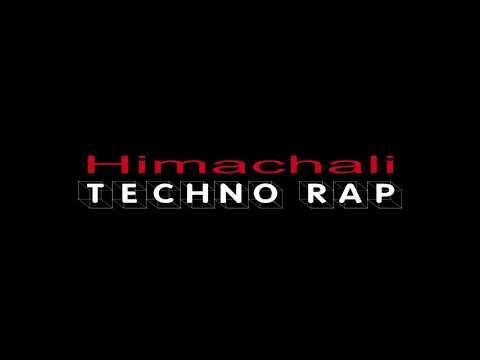 Himachali Techno Rap | feat Ishan Gazta & Megha (Sanju Sartaaj) Rapstar
