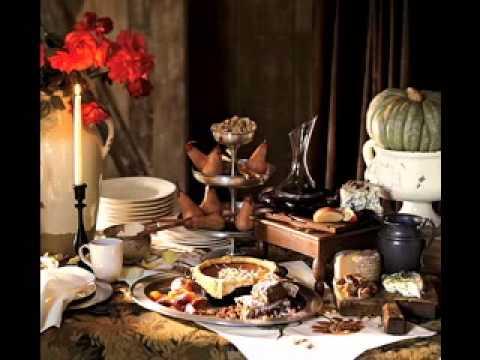 Thanksgiving Buffet Ideas