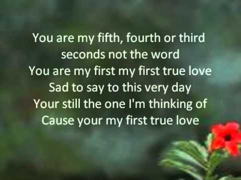First true love - Kolohe Kai. [ Lyrics ]