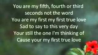 Repeat youtube video First true love - Kolohe Kai. [ Lyrics ]