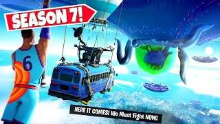 *NEW* FORTNITE SEASON 7's LIVE *EVENT* THAT NOBODY SAW COMING!
