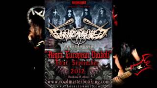 HORNCROWNED - Regni European Diaboli Tour September 2012 (teaser)
