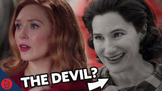 Who Is Controlling Wanda? | Marvel Theory